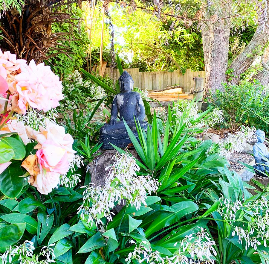 Beach Retreat Garden