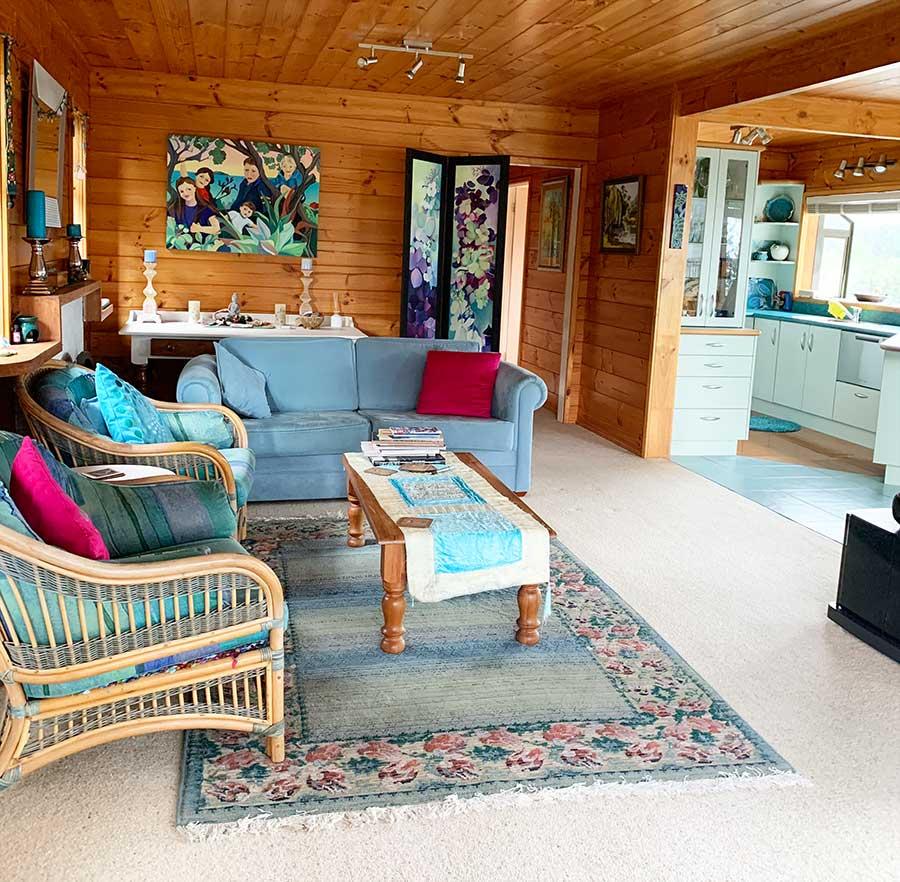 Beach Retreat lounge